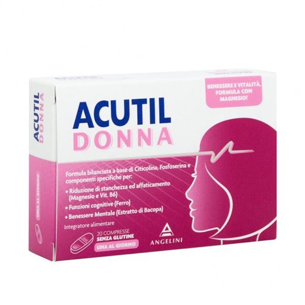Acutil Donna Compresse